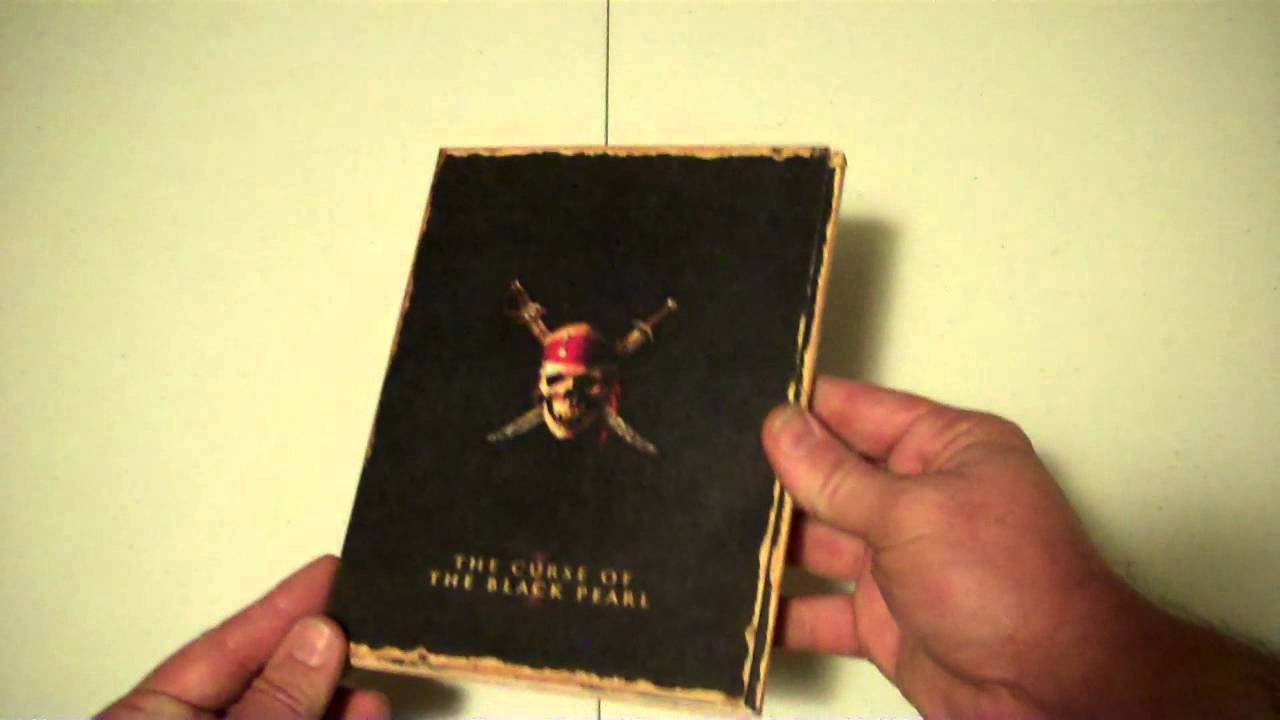 Pirates Of The Caribbean Collectors Box Set Blu Ray Trilogy Youtube