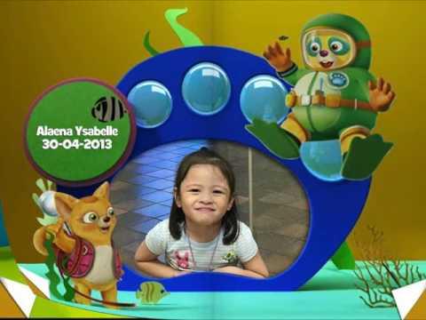 Disney Junior Asia Birthday book Ethan April 2017 by brusnail