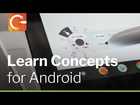 Concepts for Android and Chrome OS Walkthrough
