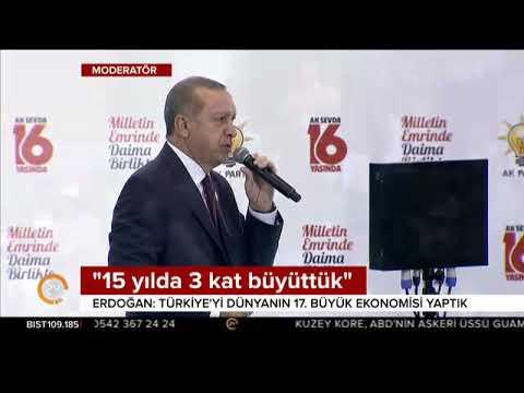 AK Parti 16 yaşında