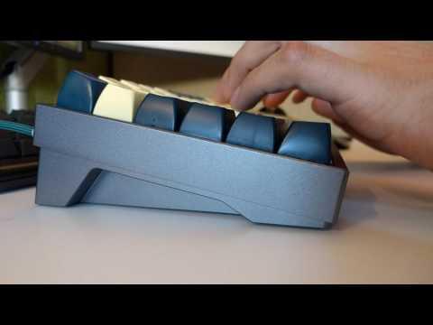Duck Lightsaver V2 with SA Keys (Steel plate, 62g vintage blacks)