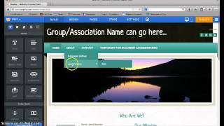 How To Use Weebly