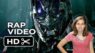 Transformers Franchise Rap-Up -- Ali Spagnola Music Video (2014) Movie HD