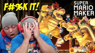 THIS THAT ULTIMATE BULLSH#T!! [SUPER MARIO MAKER] [#54]