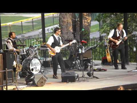 Beatles For Sale-Hey Bulldog