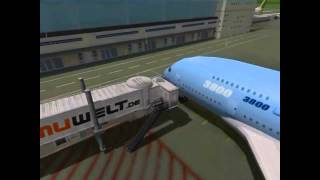 Airport Simulator 2013 - Trailer