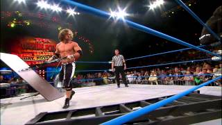 Full Metal Mayhem: Jeff Hardy vs. Chris Sabin (November 7, 2013)