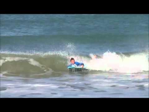 Body Board Mini Barrels in Florida - Jonathan Wallhauser