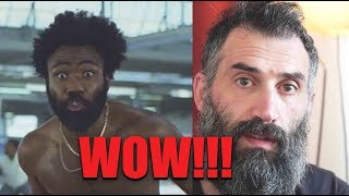Childish Gambino - This Is America (Official Video) - REACTION