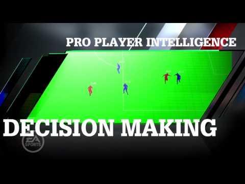 FIFA 12 Pro Player Intelligence: Aerial Threat trailer