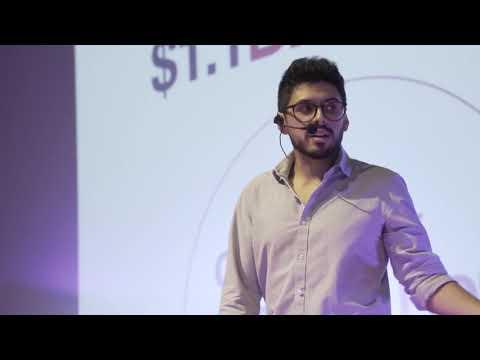 Making Latin America an Artificial Intelligence-Powered Society | Sebastián Yerovi | TEDxUSFQ