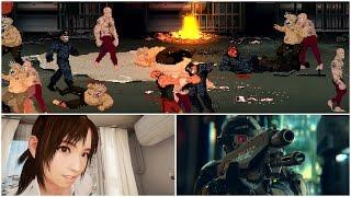 Игровые новости недели - Cyberpunk 2077, Mother Russia Bleeds, Denuvo