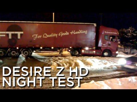 2010-11-17 'Desire Z HD Night Test [feat - Andy Weir]'