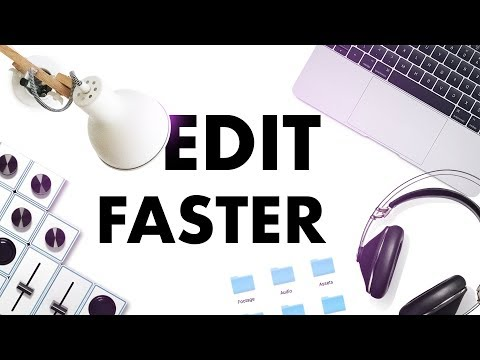 Best Editing Desk Set Up and Workflow