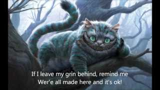 Cheshire Kitten (We're All Mad Here) By SJ Tucker thumbnail