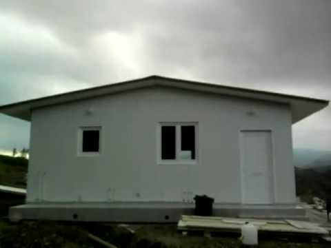 Simple living building a low cost panel home structural for Sip built homes