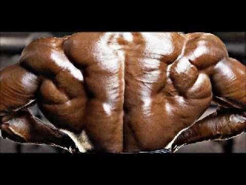 Joel Stubbs: Lats like wings!!