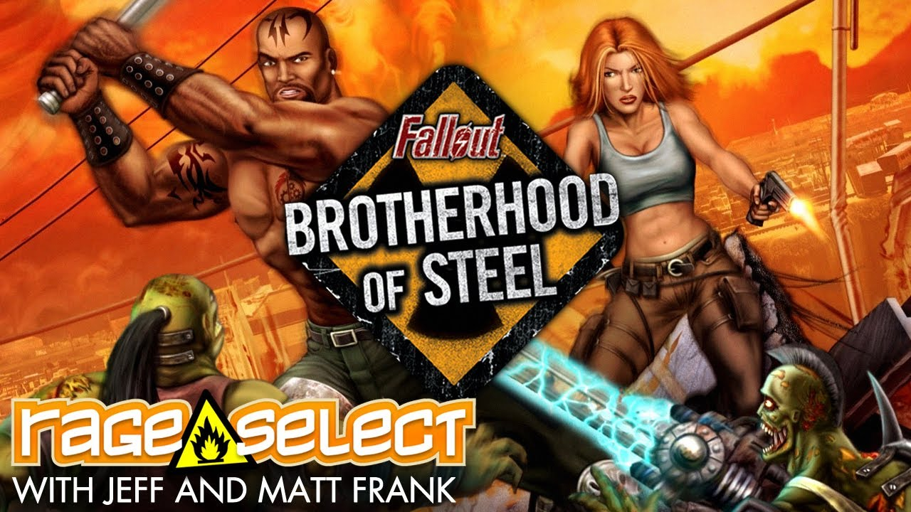 Fallout: Brotherhood of Steel (The Dojo) Let's Play