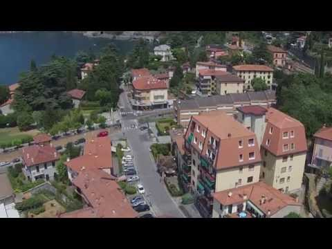 Italy by drone - Varenna