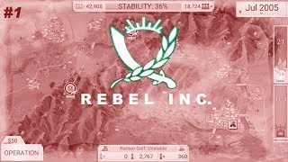 *NEW* iOS Rebel Inc. Game! - First Look (1)
