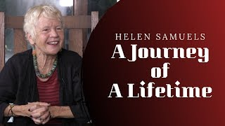 A Journey of a Lifetime | Helen Samuels