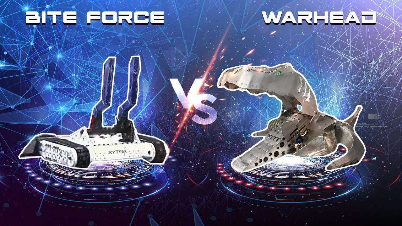 Download BATTLEBOTS : BITE FORCE VS WARHEAD   Émission #1