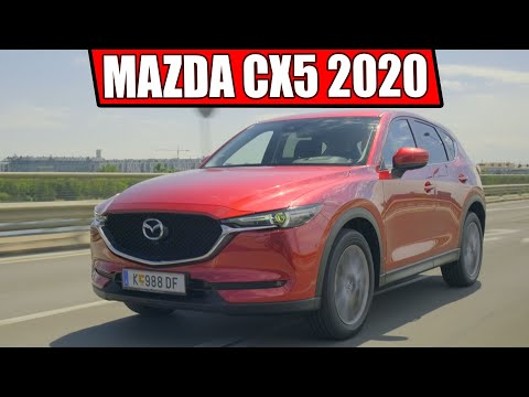 Mazda Cx5 2020 Auto Test Youtube