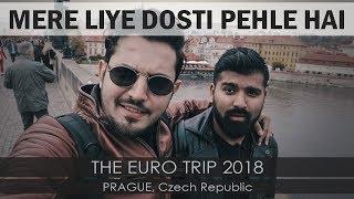MERE LIYE DOSTI PEHLE HAI | VLOG | PRAGUE CZECH | Aalishaan Travels | Mansoor Qureshi MAANi