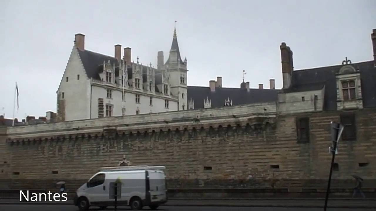 f3c22f2a1b Places to see in ( Nantes - France ) - YouTube