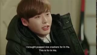 Video Lee Jongsuk cute funny scene from Pinocchio download MP3, 3GP, MP4, WEBM, AVI, FLV September 2018