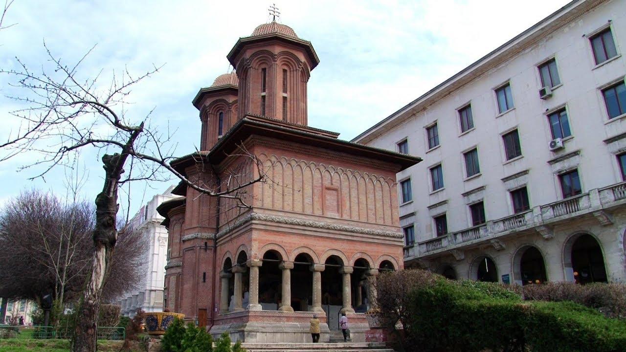 Film Documentar. Biserica Kretzulescu din București