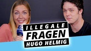 HUGO HELMIG in festen Händen?! - Illegale Fragen
