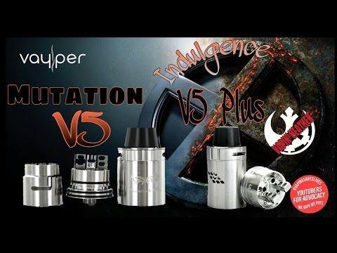 Mutation X V5 and V5 XL | Indulgence