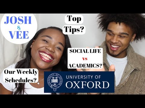 Manage Your Time Like an Oxford Student| ft Josh