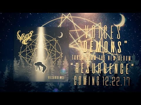 Voices - Demons (Official Lyric Video)