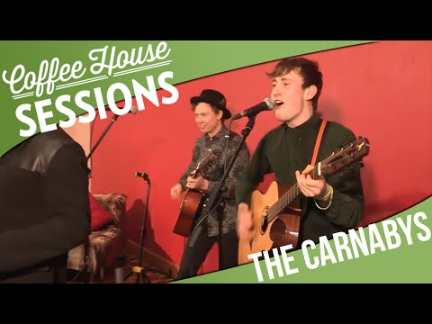 Coffee House Sessions - The Carnabys - King of the Rodeo (Cover) [8/10]