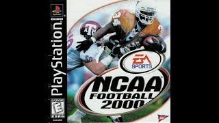NCAA Football 2000 (PlayStation)