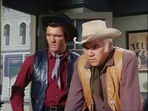 BONANZA S10 ep7  Catch as Catch Can