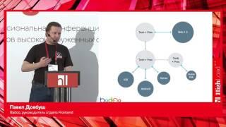 Эволюция клиентской разработки от веба ко