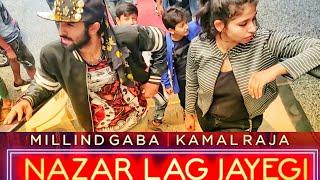 NAZAR LAG JAYEGI Video Song : Milind Gabba   Kamal Raja   Dance Choreography   Hindi Songs 2018