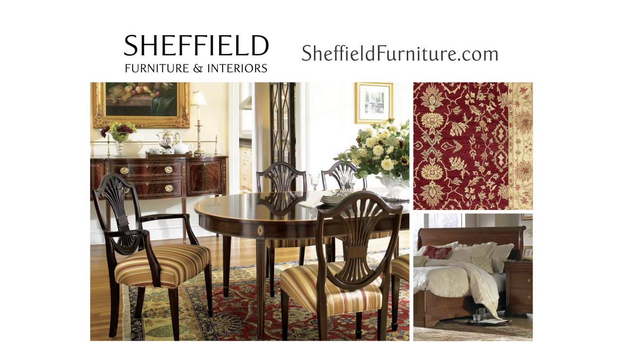 Sheffield Furniture Interiors Labor Day 2015 Dc Youtube