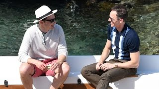 Jim Parsons & Husband Todd Spiewak Enjoy Honeymoon in Italy -- See the Pics!