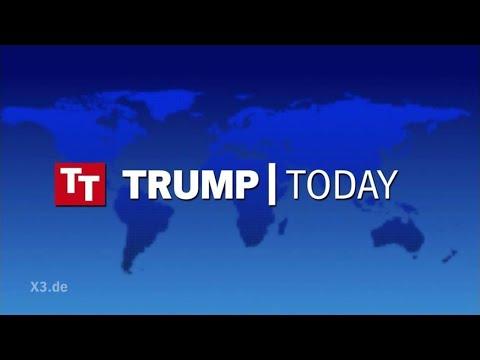 Trump Today (3) - Nachrichten, die Donald Trump gefallen | extra 3 | NDR