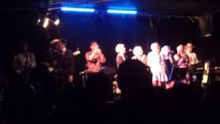 Ryan Molloy with Philip Bulcock singing, The Night.
