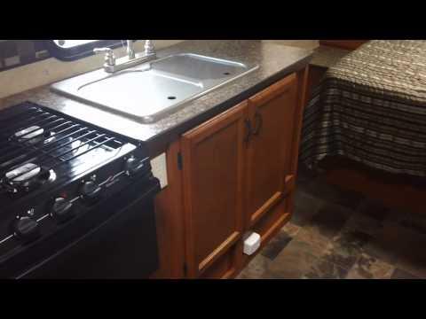 Tracer 2012 210FB Travel Trailer in Oklahoma City OKC