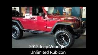 Best AEV Dealerships Maine 2012 Jeep Wrangler Unlimited Rubicon JK8 AEV Southern Maine Motors