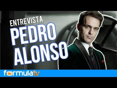 Pedro Alonso explica las consecuencias que tendrá la llegada del matriarcado a 'La Casa de Papel'
