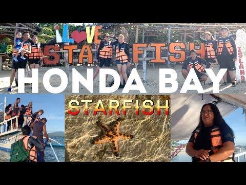 HONDA BAY Starfish ISLAND Filipino Wonderland 2020 (EPISODE 1)