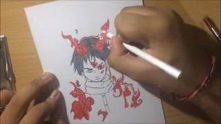 Speed Coloring - Original Character #OC1