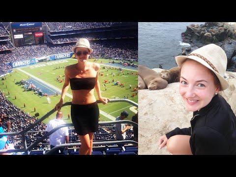 USA #5 Venice Beach, Malibu Beach und San Diego